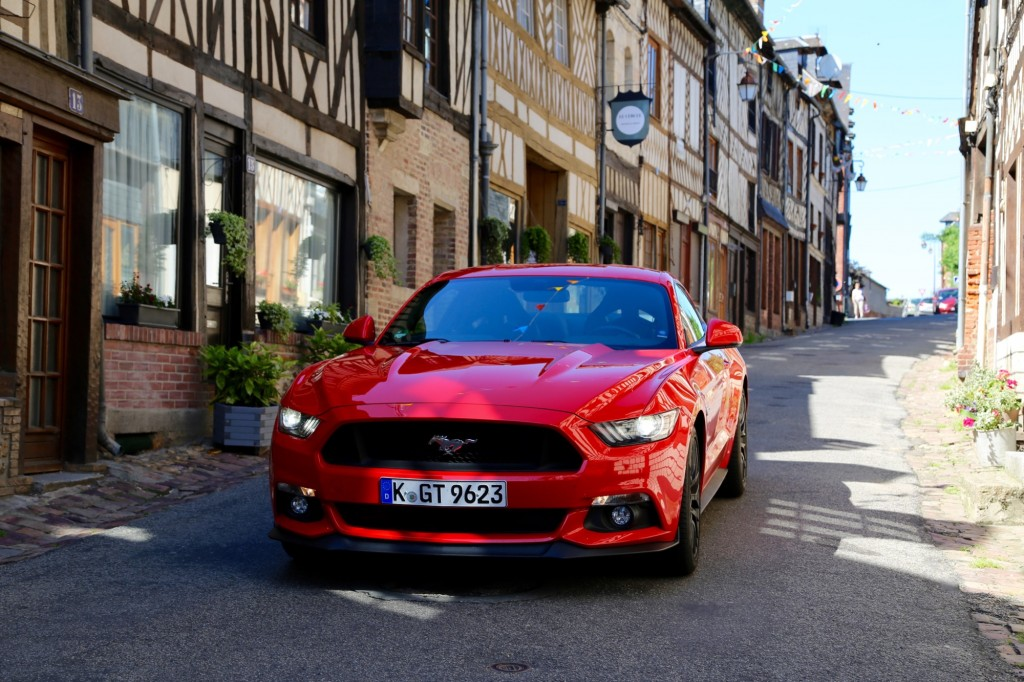 Ford Mustang superbe
